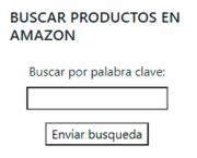 Implantar un buscador para afiliados de Amazon en vuestra web